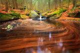 Flowing Away print