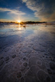 Ice Cobbles print