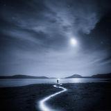 Light Trail print
