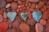 Love Rocks print