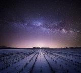 First Milky Way print