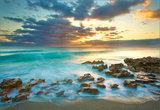 Ocean Sunrise print