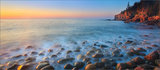 Otter Cliffs Dawn print