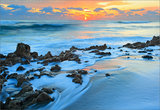 Painted Ocean print