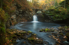 doanes falls, cascade, waterfall, massachusetts, royalston, patrick zephyr