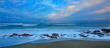 Ocean, sunset, Florida, sunset, wave