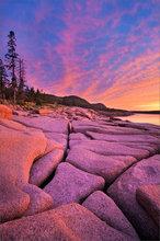 Acadia national park, Maine, sunrise