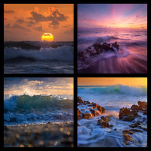 Oceans Coaster Set