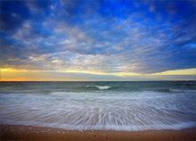 herring cove, cape cod, Massachusetts, ocean, sunrise, wave