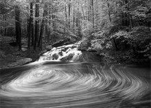 Cascades, shutesbury, Massachusetts, stream,