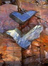 Rocks, heart,