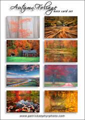 Autumn Foliage 1 Set