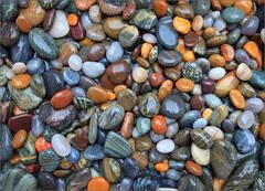 Rocks, colored, New Hampshire, ocean rocks