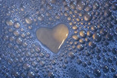 love, heart, bubbles, Patrick Zephyr,
