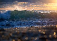 Ocean Bokeh