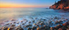 Otter Cliffs Dawn