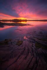 Wolf Neck Sunrise