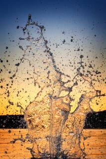 Water Sculpture #1