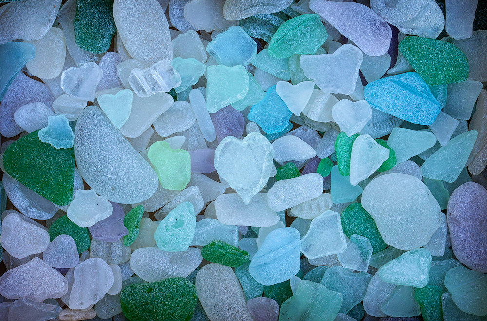 seaglass, glass, sea, ocean, jewels, Maine, Island, summer, photo