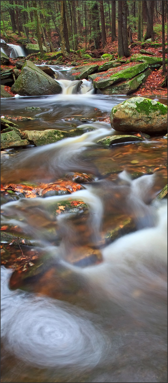 Pelham, amethyst brook, Massachusetts,, photo
