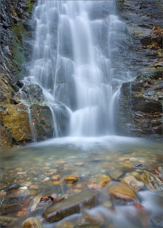 Cascade, Vermont, waterfall